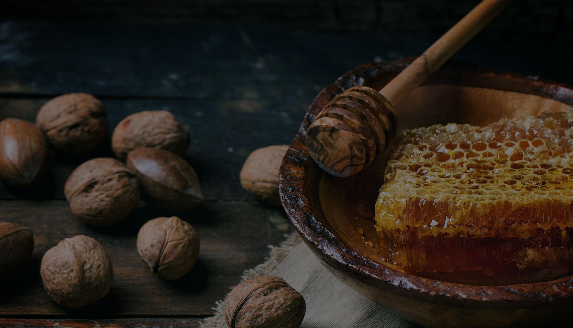Honing desserts